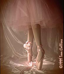 El efecto bailarina